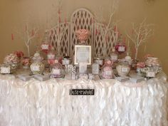 Designed by Perfectly Posh Llc Candy Buffets & Tablescapes www.perfectlyposhct.com