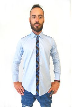 Slither Trim Shirt for Men More info on website #ShopAyo