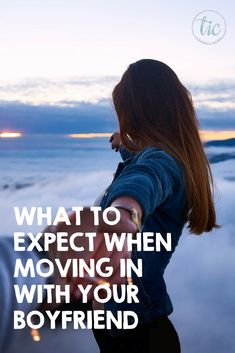 What To Expect When Moving In With Your Boyfriend. Part II: One Month In. Moving in with your boyfriend is a scary leap of faith. Be prepared and get inspired with what to expect when moving in with your boyfriend at The Inspiration Cove. #relationships #boyfriend