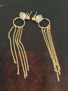 Petty Fringe Earrings Fringe Earrings, Drop Earrings, Collections, Jewelry, Fashion, Moda, Jewlery, Jewerly, Fashion Styles