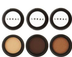Amazon.com: LORAC Eye Shadow Trio Tahitian Sand, Costa Rican Coffee, Barbados Bronze 0.06oz X 3: Beauty