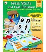 Fresh Starts and Fast Finishes - #CDWishList