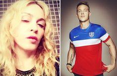 Madonna também está trabalhando com Diplo em seu novo álbum