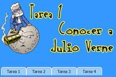 Tercer Ciclo Ceip El Castillo. : CONOCER A JULIO VERNE (WEBQUEST)
