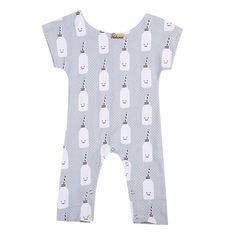 >> Click to Buy << Newest Summer Adorable 0-24M Newborn Baby Boys Button Print Romper Outfits Sunsuit One-Pieces Clothes  #Affiliate