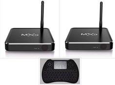 2 Octa Core M12N Android Future TV Smart Box H9 RemoteAuthorized OEM MXQ Seller  #MXQ