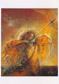 AstroSpirit / Sagittarius ♐ / FireAstroSpirit / Sagittarius ♐ / Fire / The Archer / The Centaur / Le Sagittaire / Eleanor Boulet