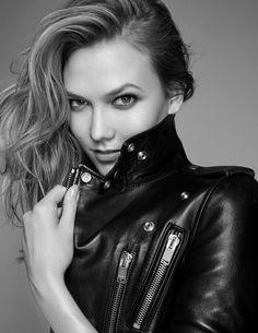 Karlie Kloss for Elle UK, February 2016 Photographed by Kai Z Feng