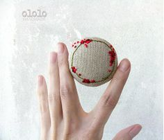 SAShE.sk - Handmade Odznaky/Brošne