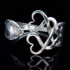 Fork bracelet! Make this one!!!!!