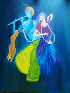 Krishna Art, Krishna Images, Radhe Krishna, Shree Krishna, Lord Krishna, Shiva, Easy Rangoli Designs Diwali, Simple Rangoli, Sexy Painting
