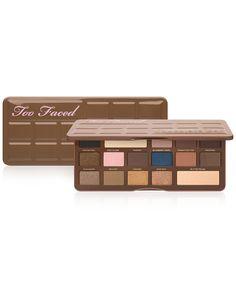 Too Faced Semi-Sweet Chocolate Bar Eye Shadow Palette - Beauty - Macy's