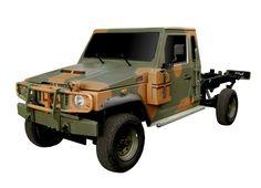 Agrale Marruá Militar AM23 CC / AM23 CDCC - VTNE 3/4 Ton