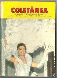 Revista Antiga Anos 50 Coletânea Propaganda Vintage Retrô - R$ 20,00 no MercadoLivre