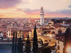 """Verona - yes, please. """"Two households, both alike in dignity. In fair Verona, where we lay our scene. Places Around The World, Oh The Places You'll Go, Places To Travel, Places To Visit, Around The Worlds, Wonderful Places, Beautiful Places, Romantic Places, Romantic Winter Getaways"""