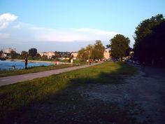 somesul cluj napoca Romania, Sidewalk, Country Roads, Side Walkway, Walkway, Walkways, Pavement