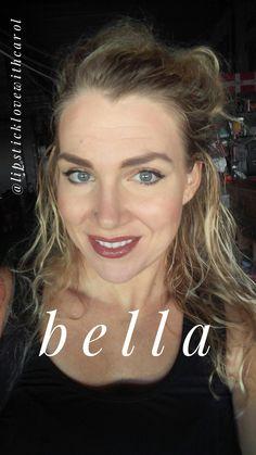 Bella lipsense  Distributor #272483  Facebook: Lipstick Love With Carol