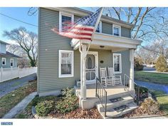 Beautiful home available in Historic Allentown NJ.