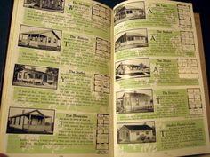 Inside the 1919 Aladdin kit homes catalog