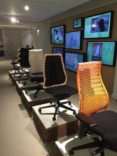Neocon Haworth DealerDayTour #NeoCon16 #Haworth #officedesign #seating