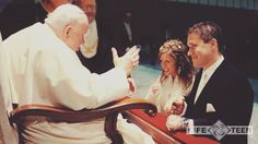 The Gentle Lion: JPII Up Close and Personal - LifeTeen.com for Catholic Youth