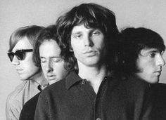 Jim Morrison and The Doors....
