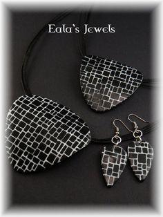 On the black path jewelry set by Shatiel85.deviantart.com on @DeviantArt