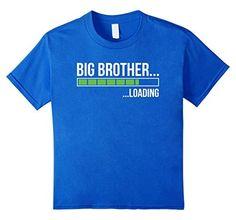 Kids Big Brother Loading T-Shirt | Soon To Be Brother Shirt, http://www.amazon.com/dp/B01I5YKC7I/ref=cm_sw_r_pi_s_awdm_u-rGxbGH6REF2
