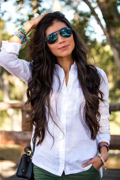 great casual summer outfits - Love this summer outfit! Such cute combo and I love the photos. Thank you for pinning!