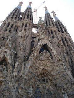 Sagrada Família, Gaudí..