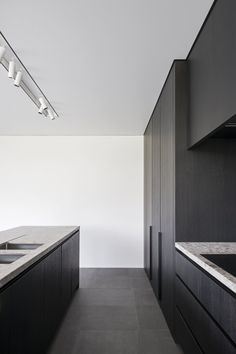 Kitchen - Pavilion IJ Belgium by Element Architecten