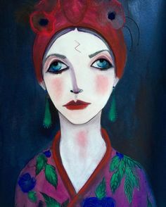 """Beatrix"" by Helen Downie (Unskilled Worker)"