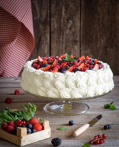 Delicious Desserts, Dessert Recipes, Cooking Recipes, Healthy Recipes, Recipes From Heaven, Acai Bowl, Cheesecake, Food And Drink, Birthday Cake
