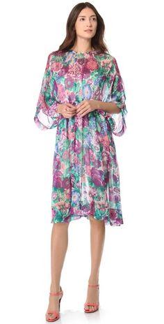 Zimmermann posy maxi dress