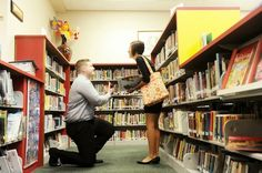 Man Staged A Creative Marriage Proposal With Custom-Made Children's Book