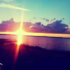 "@sunsethappyglow's photo: ""Sunsets make me glow #sunset #gorgeous #pretty #happy #beautiful #goodvibe #florida"""