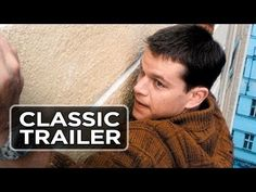 The Bourne Identity Official Trailer #1 - Brian Cox Movie (2002) HD - YouTube