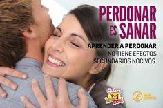 APRENDER A PERDONAR NO TIENE EFECTOS NOCIVOS #QuieroVivirSano #SaludEspiritual #PerdonarEsSanar