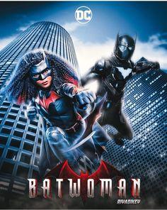 Superman Lois, Supergirl And Flash, New Poster, Batwoman, Season 3, Dc Comics, Superhero, Fall, Movie Posters