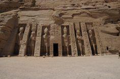 Second Abu Simbel Temple by AndySerrano.deviantart.com on @DeviantArt