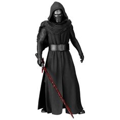 Star Wars The Force Awakens Kylo Ren 1/10 Scale ARTFX+ Kotobukiya... (£92) ❤ liked on Polyvore featuring home, home decor, star wars home accessories, star wars statues, star wars figurines, star wars figure and star wars home decor