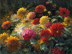 Springtime, by Leon Roulette