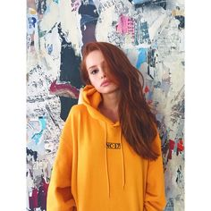 "833.9k Likes, 3,322 Comments - Madelaine Petsch (@madelame) on Instagram: ""99 degrees in LA still wearing hoodies"""