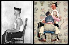 Norman Rockwell // The Tattooist