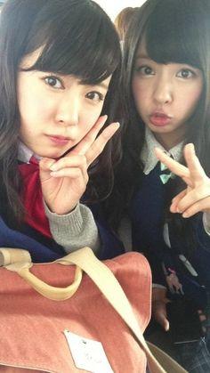 Watanabe Miyuki, Yamada Nana #NMB48