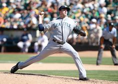 Seattle Mariners Carson Smith