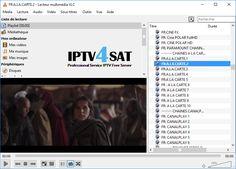IPTV French M3u Gratuit Playlist Iptv4sat 13/05/2017