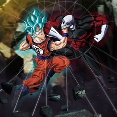 Goku vs Jiren #SonGokuKakarot