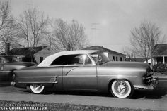 JIM ROTEN 52 FORD  Jim Roten Acquired his 1952 Ford Convertible in 1954. He started customizing it right away. Over the next few years the car developed in a wonderful styled Mild Custom. By Jim Roten Jim Roten from Chico California has beeninto custom cars since he was a teenager. In 1954 Jim …