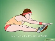 Bildtitel Work out Weight Watchers Pro Points Allowance Step 6
